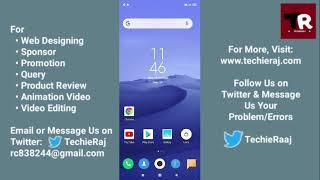 Redmi 10X Call Recording Not Showing Problem Solved