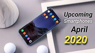 Top Upcoming smartphones April 2020   Price & Release Date in India