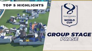 TOP 5 HIGHLIGHTS - GROUP STAGE / TMGL WORLD CUP 2021