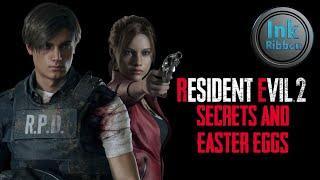 Top 10 Resident Evil 2 Remake Secrets and Easter Eggs