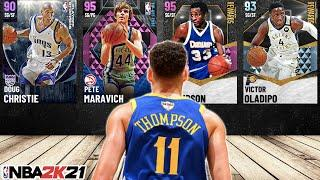 RANKING THE TOP 10 SHOOTING GUARDS IN NBA 2K21 MyTEAM!