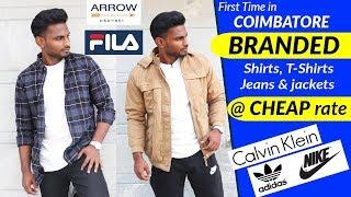 BRANDED Dress at CHEAPEST Prize | Both Wholesale and Retail | COIMBATORE