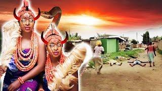 The Dead Dangerous Snake Twin Sisters Are Back For Deadly Revenge 2 - 2020 Nigerian Full Movies