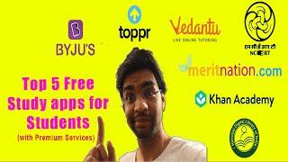 Top 5 Free Study Apps for Students | Gain from Home Part-5