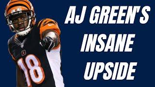Could AJ Green still be a top 10 WR with the Cincinnati Bengals? Fantasy Football 2020