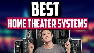 Best Home Theater Systems in 2020 [Top 5 Picks]
