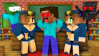 Monster School : FUNNY BABY PRISON ESCAPE CHALLENGE - Minecraft Animation