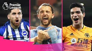 BEST Premier League Goals of the Month | January | 2019/20 - 2015/16