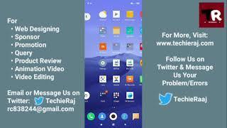 Mi 10i Call Network Problem Solved