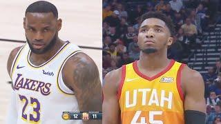 Lakers vs Jazz Full Game Highlights! 2019 NBA Season