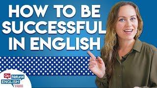 How Successful Students Learn to Speak English + Free Download + 30 Days of English [Free Lessons]