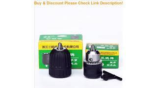 Top Self-locking drill chuck quick chuck hand drill chuck lithium drill chuck 0.8-10mm