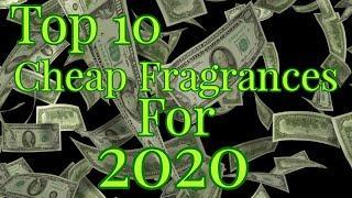 Top 10 Cheap Fragrances For 2020 #top10 #cheap #fragrances
