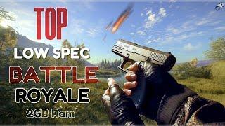 Top 10 Battle Royale Low End PC Games 2020 ( 2gb ram pc games )