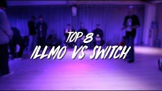 UTLR - A Night Of Footwork - Top 8 - Illmo vs Switch