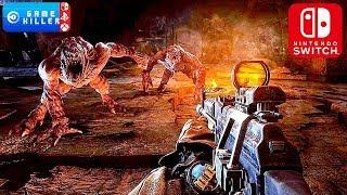 TOP 13 Upcoming Nintendo Switch FIRST PERSON SHOOTER Games of ( 2020 & 2021 )