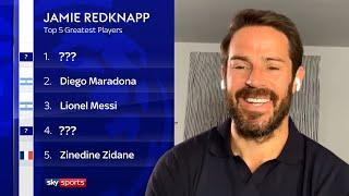 Sky Sports pundits pick their Top FIVE Greatest Footballers of All-Time! | The Football Show