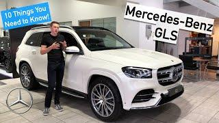 10 things you NEED TO KNOW about a Mercedes-Benz GLS