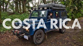 Overlanding Costa Rica in a Defender! #puravida | Lifestyle Overland S2E18