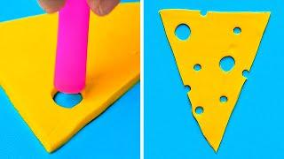 38 AMAZING DIYs AND CRAFTS YOU CAN MAKE AT HOME IN 5 MINUTES || Clay, Glitter, Wire Craft Ideas