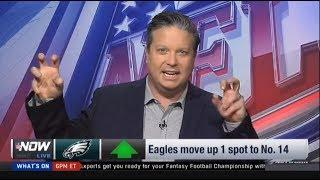 Dan Hanzus joins the Show to talk about Top 10 NFL Power Rankings Week 16 - Ravens still unstoppable