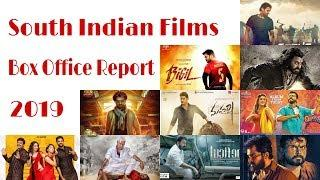 Top 10 Box Office movies 2019 | South indian movies |