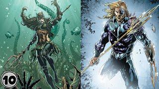 Top 10 Dark Alternate Versions Of Aquaman