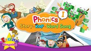 Phonics 'I' Collection - Alphabet Bundle - Educational video for Kids