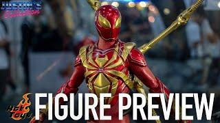Hot Toys Iron Spider Spider-Man PS4 - Figure Preview Episode 37