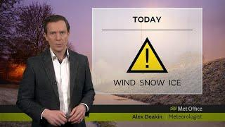 Monday mid-morning forecast - 10/02/20