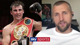 Carl Froch picks his Top 5 Super Middleweights of ALL-TIME