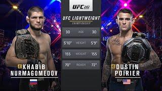 Free Fight: Khabib Nurmagomedov vs Dustin Poirier | Call of Duty® Free Fight Series