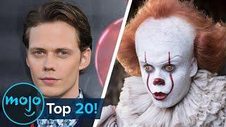 Top 20 Actors Who Were Completely Transformed by Makeup
