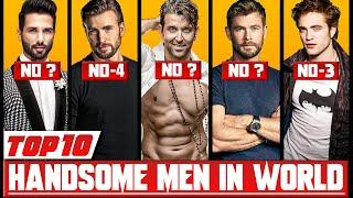 Top 10 Handsome Man In The World 2021, Most Handsome Man In The World 2021, Handsome Actors In World
