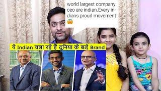 Family Reaction on Top 10 Indian CEO s | दस शक्तिशाली भारतीय सीईओ | PK Reaction