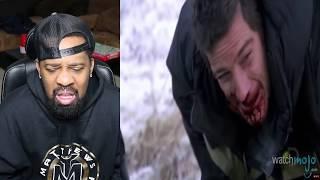 Top 10 Crazy Bear Grylls Celebrity Challenges - REACTION!!!