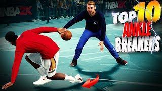 TOP 10 DIRTIEST DEADLIEST Ankle Breaker Players Of The Week #29