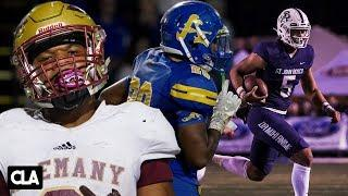 Best Runs of the Year | High School Football Top Plays 2019 | CLA Films Presents @SportsRecruits Mix