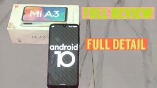 Mi A3 Android 10 update Full detail Review | Enable all the features On Android 10