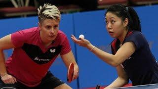 2019 US Open Table Tennis Championships - Day 3 (Singles Semifinals, Doubles Finals)