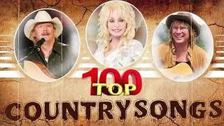 Top 100 Classic Country Songs Ever - Best Old Country Music By World Greatest Country Singers