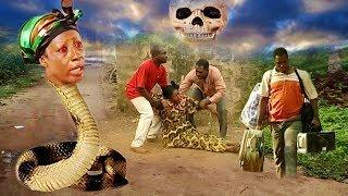 The Evil Snake Mother Sent To Crush Her Children Destinies | Mama G - African 2020 Nigerian Movies