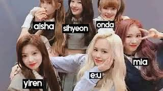 Top 10 kpop girl group (2020)