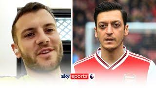 Jack Wilshere claims Mesut Ozil could be the solution to Arsenal's problems