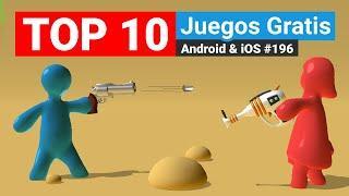 TOP 10 JUEGOS para ANDROID & IOS GRATIS & NUEVOS 2020