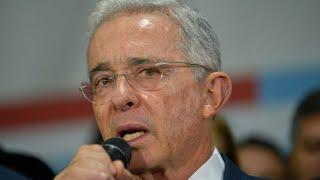 Colombian Supreme Court detains ex-president Uribe for alleged witness tampering