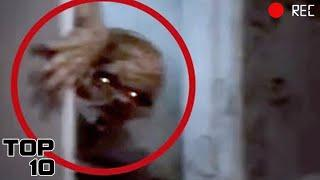 Top 10 Scary Ghost Encounters