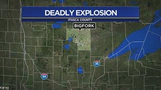Father, Daughter Killed In Northern Minnesota House Explosion, Fire