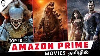 Top 10 Hollywood Movies On Amazon prime video in Tamil Dubbed   Playtamildub