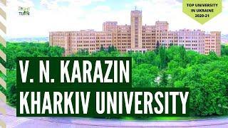 V. N Karazin Kharkiv National University | Top University In Ukraine